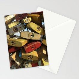 Love Locks #3: Gotta Whole Lotta Love Stationery Cards