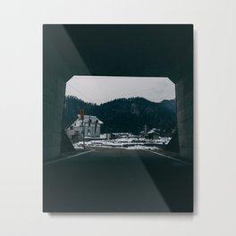 Hida-shi Metal Print