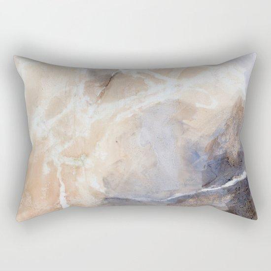 Glyph 3A Rectangular Pillow