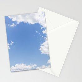 Cumulus Clouds 2 Stationery Cards
