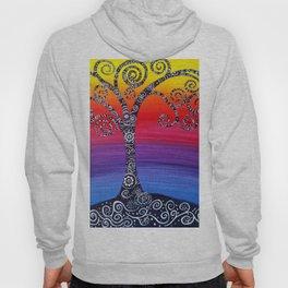 Growing Zenful tree Hoody
