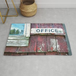 Chippy Office Rug