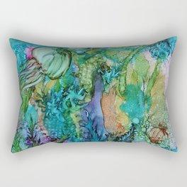 Beneath the Sea Rectangular Pillow