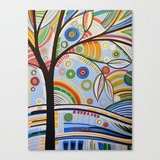 The Sound of Sunshine 3 Canvas Print