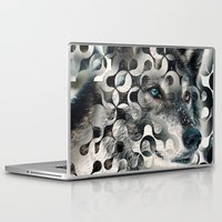 into the wild Laptop & iPad Skins featuring wild by Vin Zzep