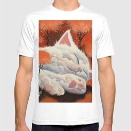 SLEEPING CLOUD by Raphaël Vavasseur T-shirt
