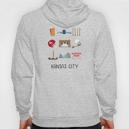 Kansas City, Missouri Hoody