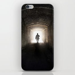 An unexpected guest iPhone Skin