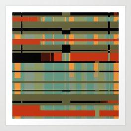 really. 3a Art Print