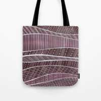 blankets Tote Bags featuring Pile on the blankets by Laura Lee Gulledge