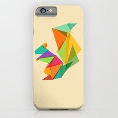 Fractal geometric Squirrel iPhone 6 Slim Case