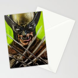 Wolverines Stationery Cards