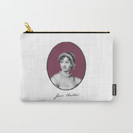 Authors - Jane Austen Carry-All Pouch