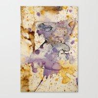koala Canvas Prints featuring KOALA by hoploid
