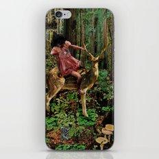 Deerlove | Collage iPhone & iPod Skin