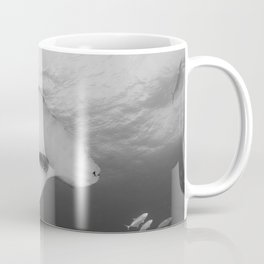 Greatness in Black & White Coffee Mug