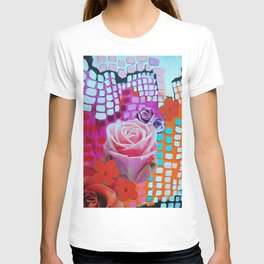 Roses Are Free T-shirt