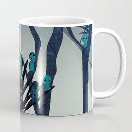Mononoke Forest Spirits Coffee Mug