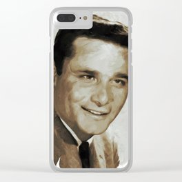 Peter Falk, Actor Clear iPhone Case