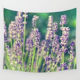 Lavender 136 Wall Tapestry