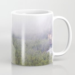 Forest From Above Coffee Mug