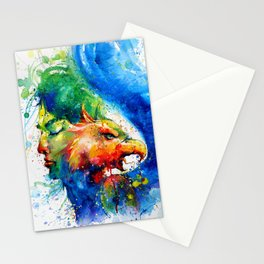 Beauty and the Beast-no.1 Stationery Cards