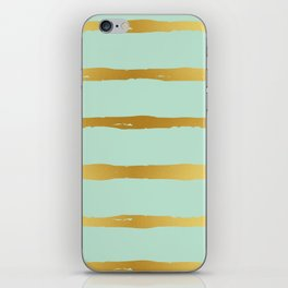Golden Touch I iPhone Skin