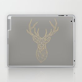 Geometric Deer Laptop & iPad Skin