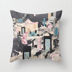 Monolith Production Area Throw Pillow