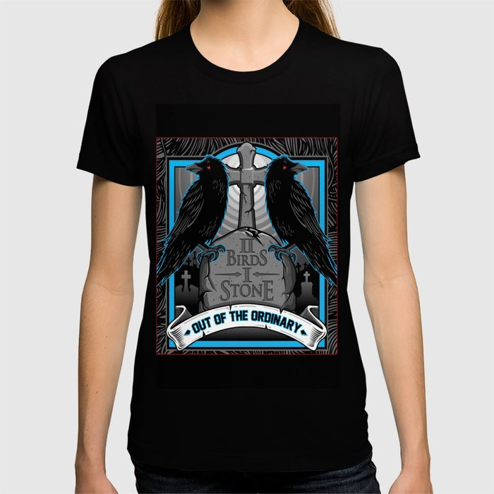 Out Of The Ordinary Vintage Cover 2015 T-shirt