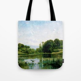 The Ponds Of Gylieu - Digital Remastered Edition Tote Bag