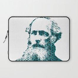 James Clerk Maxwell's Equations Laptop Sleeve