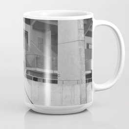 katowice stadion, texture photography, architecture Coffee Mug