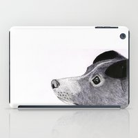 sia iPad Cases featuring My Love Nihal by Puddingshades