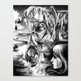 Premonition Canvas Print