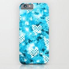Heart Pattern iPhone 6s Slim Case