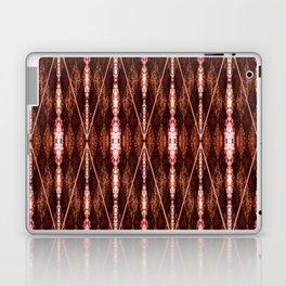 TEXTURED ARGYLE Laptop & iPad Skin