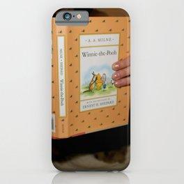 Winnie•the•Pooh iPhone Case