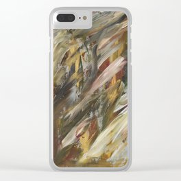 Spine Clear iPhone Case