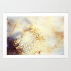 Hydrangea Dreams - JUSTART © Art Print