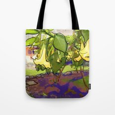 Healing Flowers Tote Bag