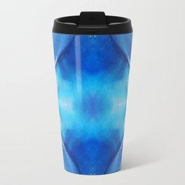 Shades of Blue Travel Mug