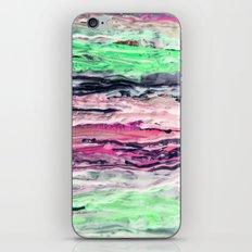 Wax #2 iPhone & iPod Skin