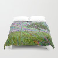 trip Duvet Covers featuring trip by Albertoch