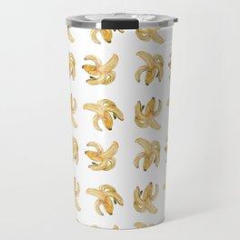 Banana pattern Travel Mug