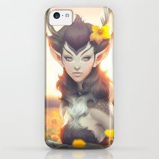 Deer Princess Slim Case iPhone 5c