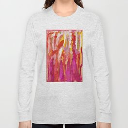 Wild fire Long Sleeve T-shirt