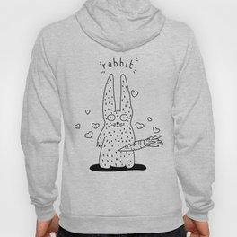Rabbit Hoody