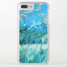 Witnessing Beauty 2 Clear iPhone Case