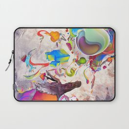 Eyes Wide Open Laptop Sleeve